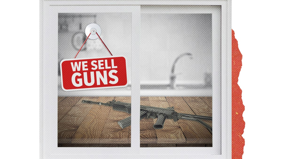 Gun used in Odessa shooting shows risk when chain of illegal sale starts with home-based hobbyist dealers