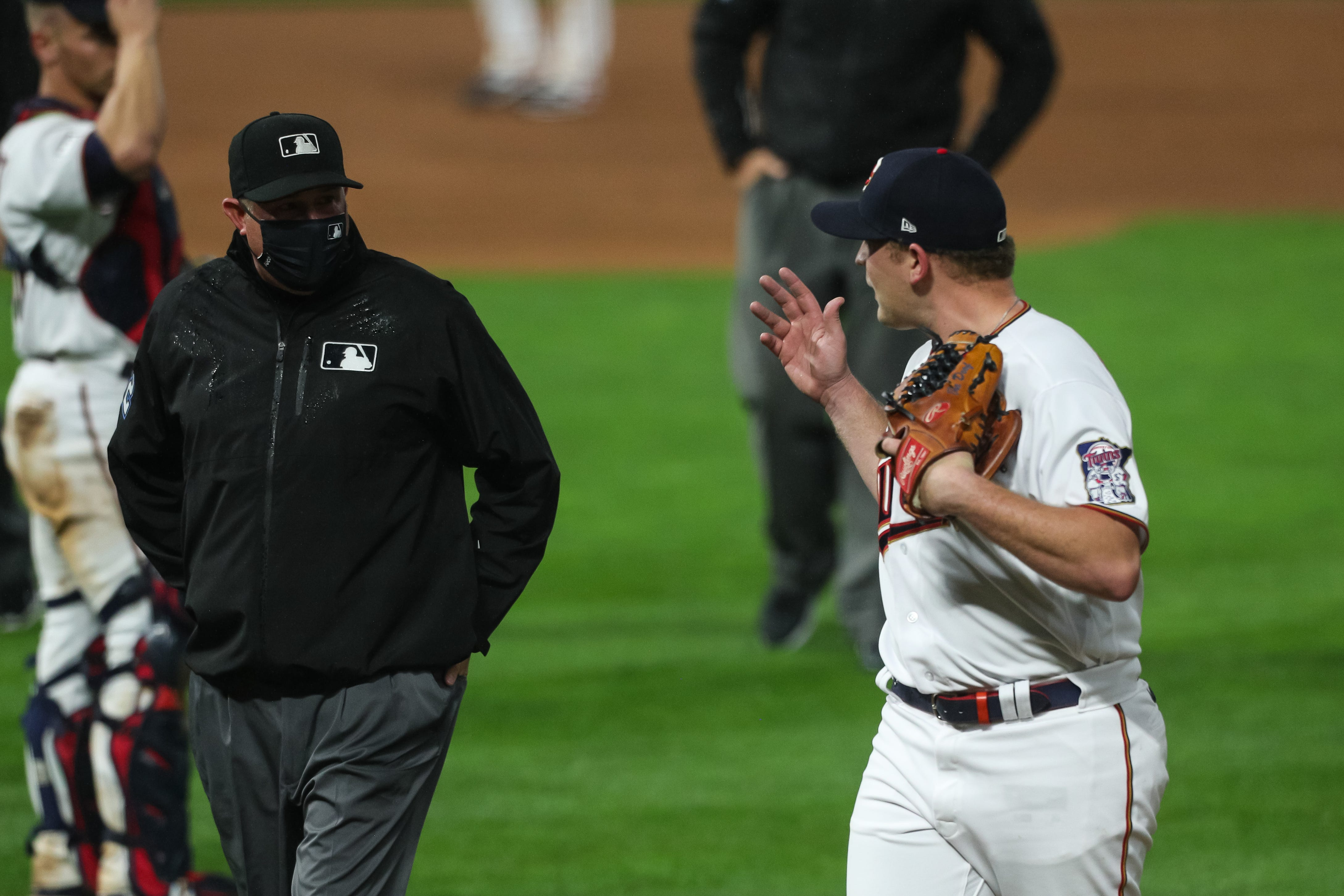 Twins' Tyler Duffey suspended three games for throwing behind White Sox's Yermin Mercedes