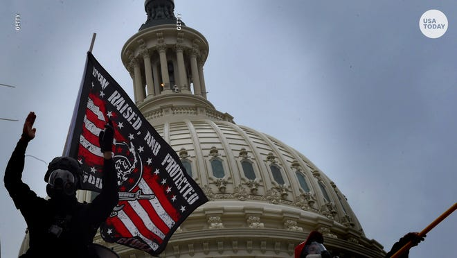 House vote authorizes commission for Jan. 6 Capitol riot probe, 35 Republicans approve