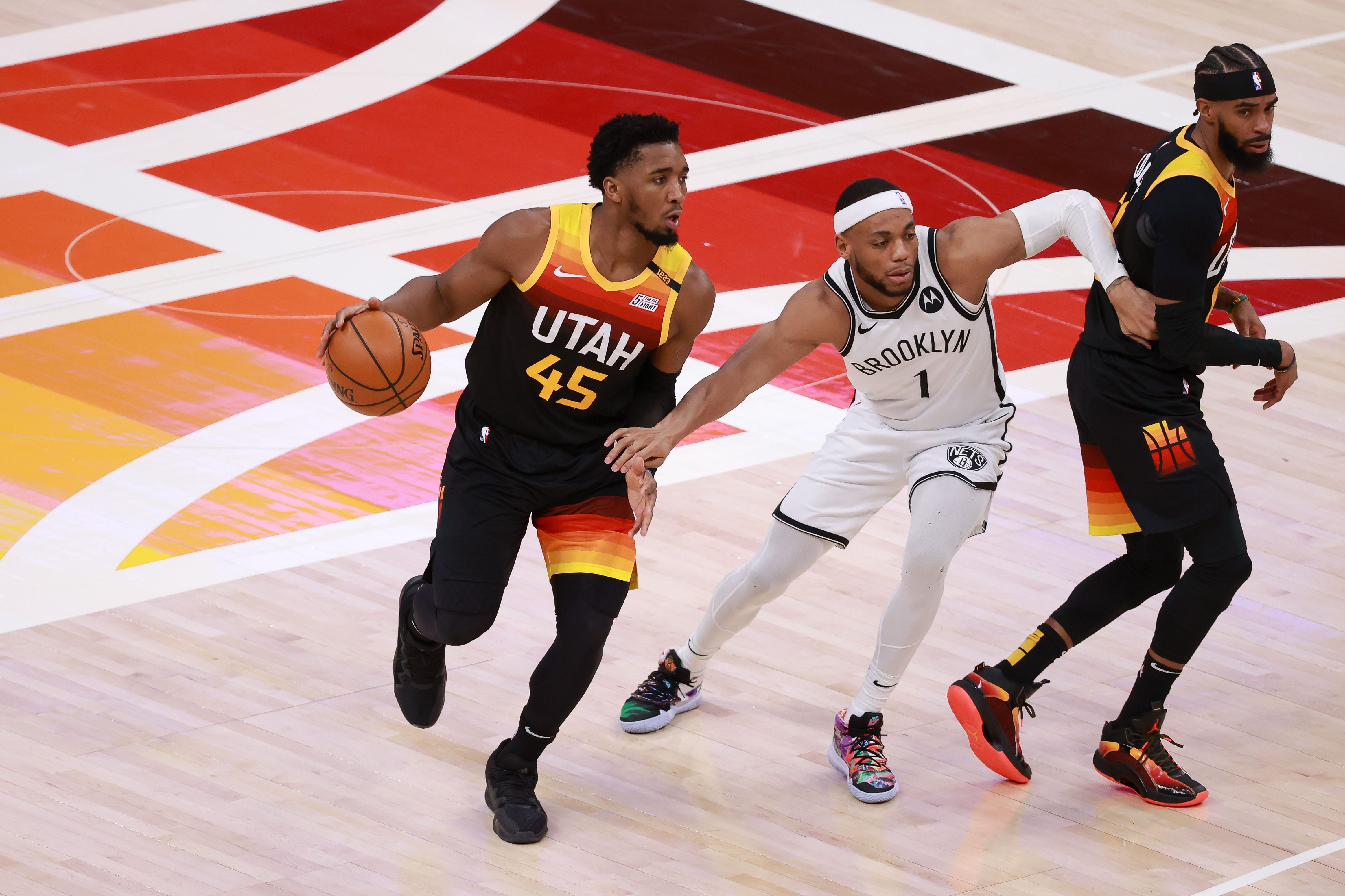 NBA playoff preview picks: Is Nets over Jazz a safe bet? Some of our experts think so
