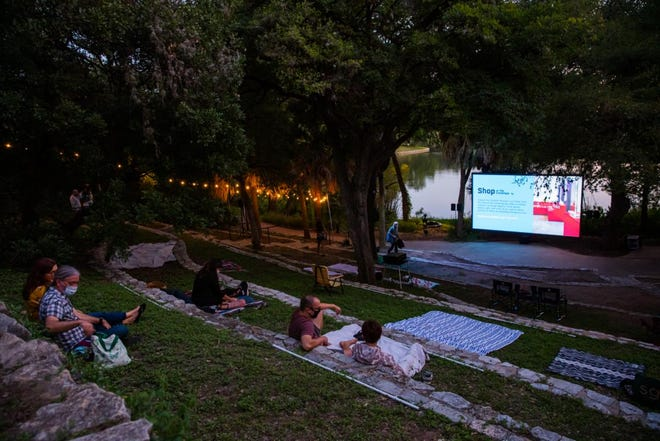 The Contemporary Austin at Laguna Gloria will present a summer film series outdoors at the amphitheater.