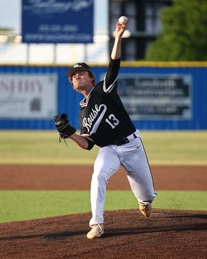 Rouse senior Daniel Norris has compiled an 11-0 pitching record to help the Raiders reach the UIL State Baseball Tournament this week at Dell Diamond.