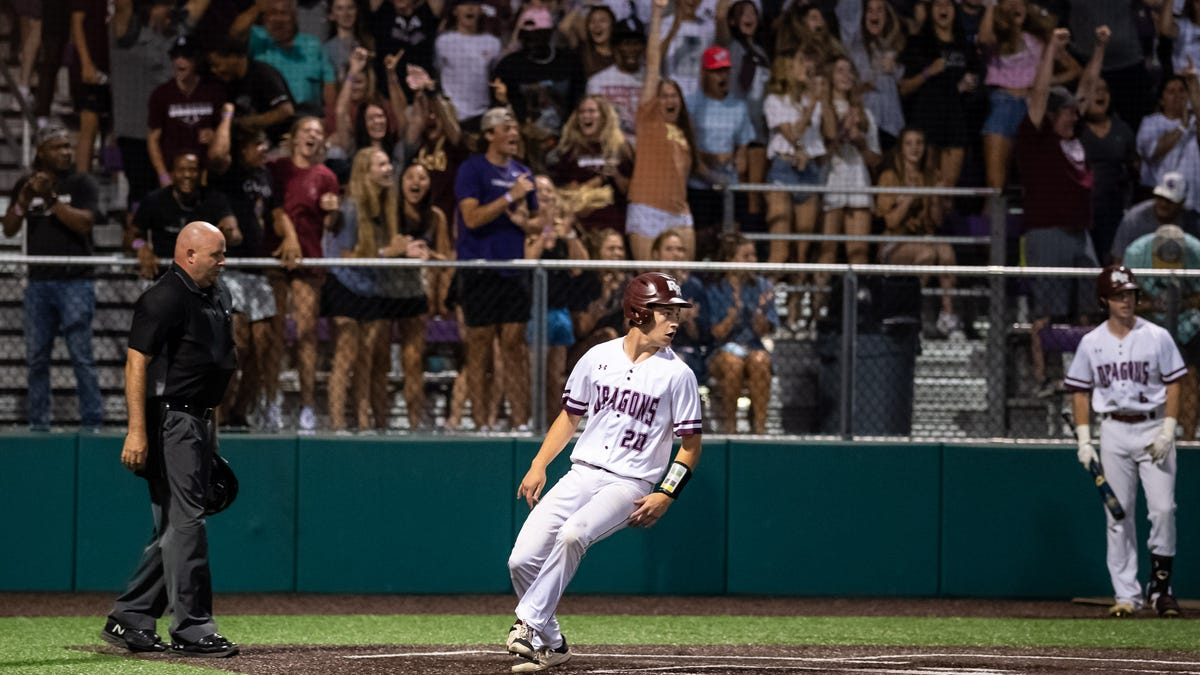 Late rally lifts Round Rock past Lake Travis in first game of anticipated baseball series