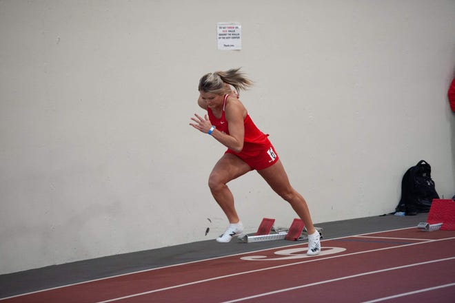 Aledo, Illinois native, Kenzie Baker has made her mark in track. She earned many medals from accomplishments that started in Mercer County and once she graduated from MC High School she moved on to Monmouth College and has made a name for herself there as well.  Achieving Track & Field Performer of the week, beating her personal record time and again, recently named Track Performer of the Year and being part of the women's track team that clenched the 2021 Midwest Conference Southern Division Championship. She now sets her eyes on what's to come at Nationals  Kenzie qualified for Nationals in the 200m at MWC with a time of 24.56 ranking 8th in the nation.  We wish Kenzie all the best and congratulations on all she has achieved.  — Penny Doyle, Times Record