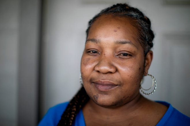 Tiffany Groce was laid off and was looking for a new job amid the pandemic. Her unemployment was delayed for months, making it impossible her to pay her rent.