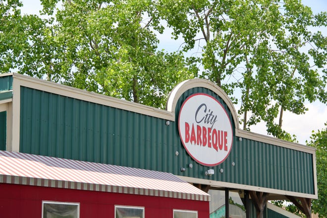 City Barbeque has sued Ohio City BBQ in Cleveland for trademark infringement and unfair business competition.