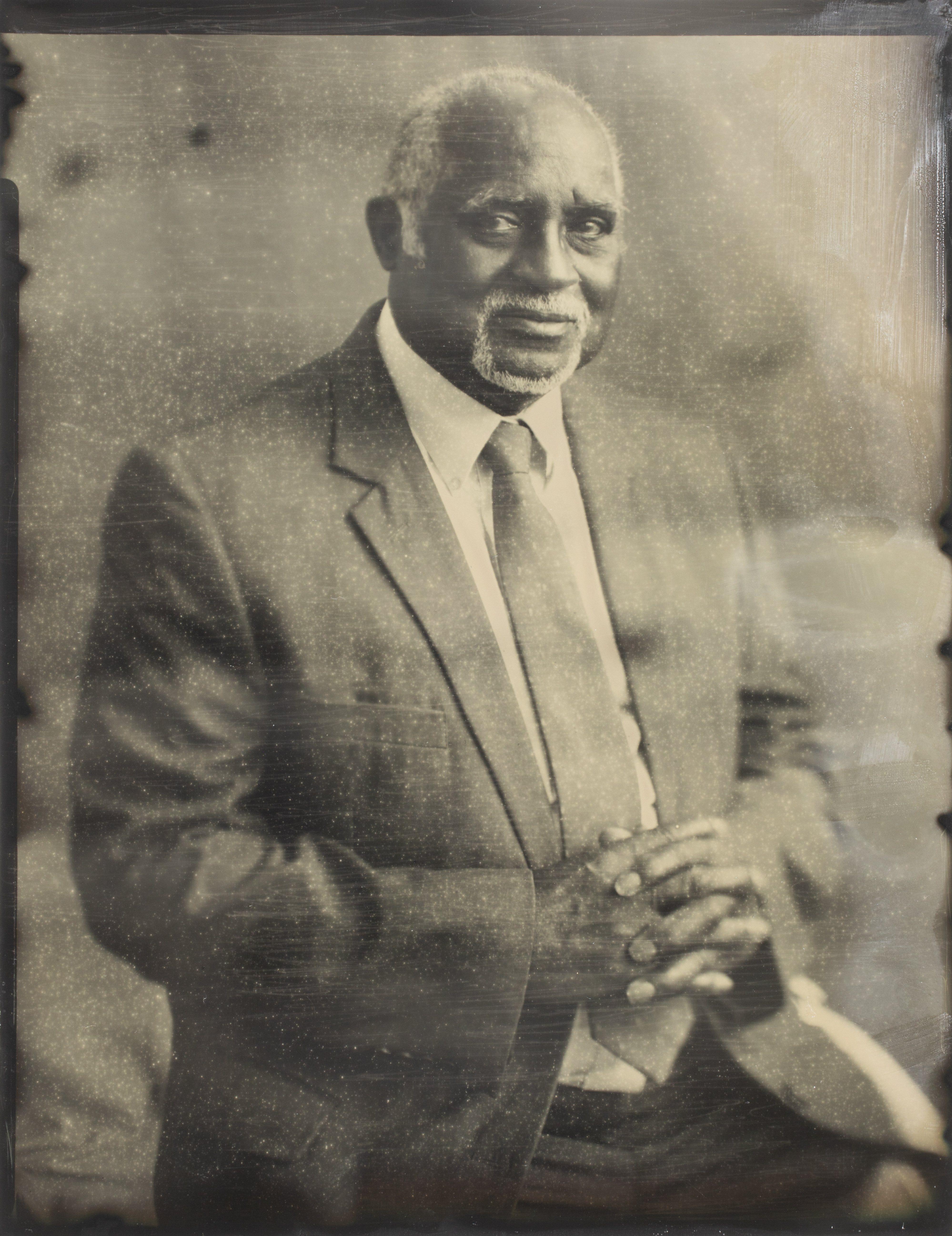 James Settles, great-grandson of Joseph Settles