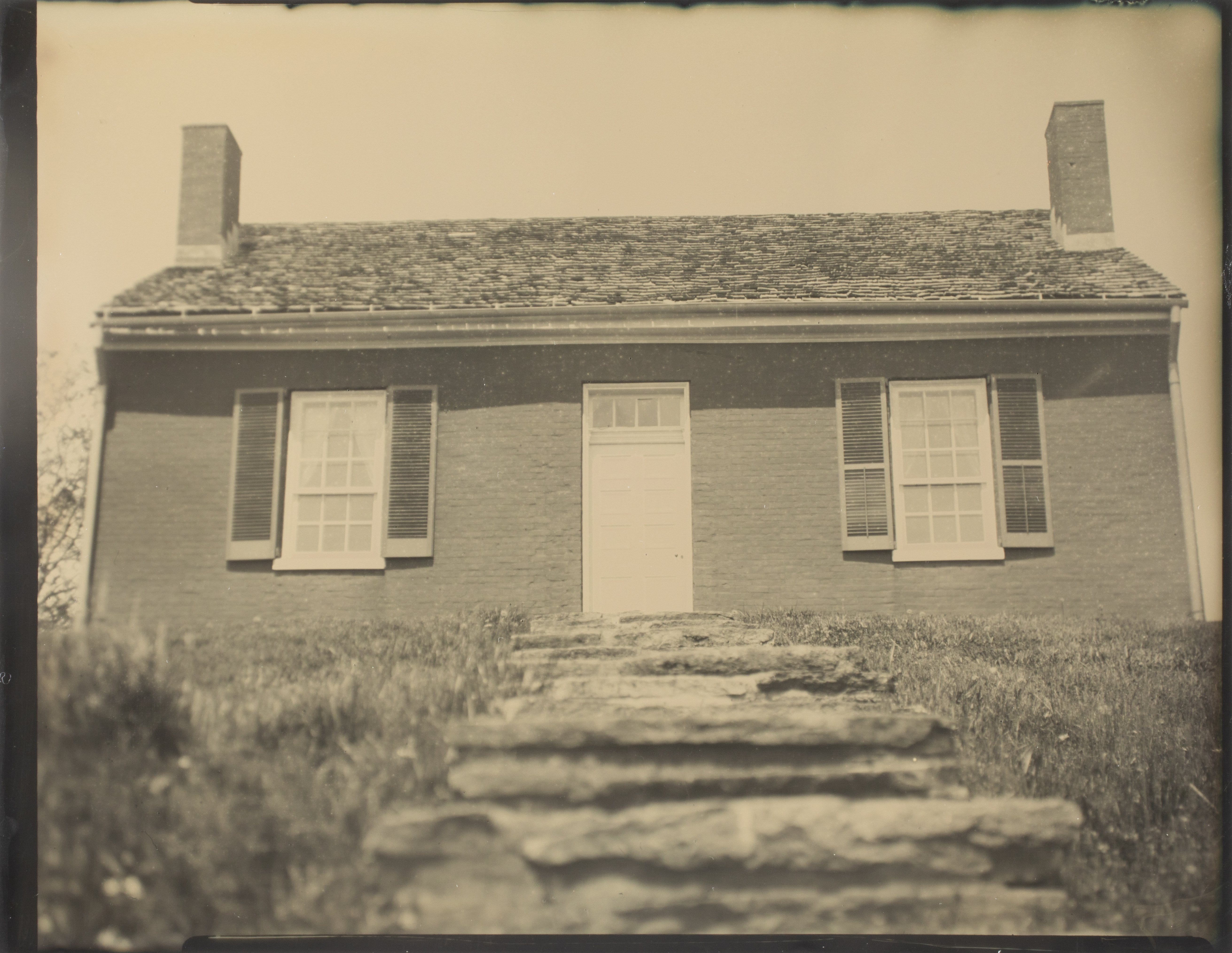 The home of the Rev. John Rankin. Historians estimate that Rankin, his wife, Jean, and their 13 children personally assisted more than 2,000 enslaved people on their path to freedom.