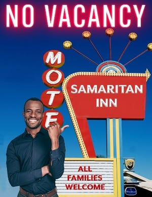 """""""No Vacancy,"""" a movie based on the true story of First Baptist Church and the Samaritan Inn, is set to start filming in Leesburg this summer."""