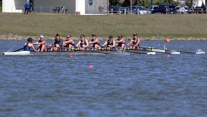The ERAU women are off to the NCAA championships