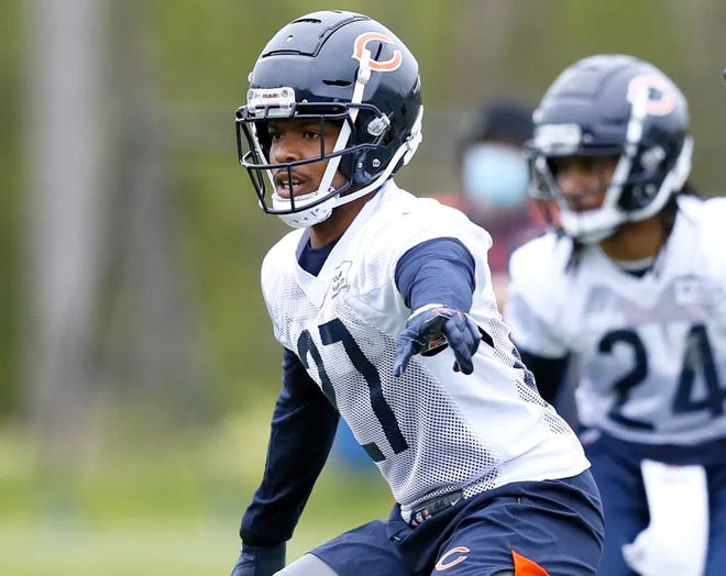 Thomas Graham Jr. hopes to seize the opportunity the Chicago Bears are presenting him this summer after they picked him at No. 228 in the sixth round.