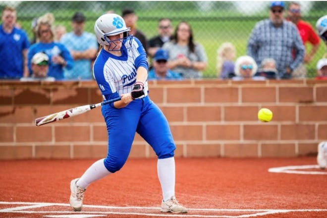Van Alstyne's Tinsley Love and the Lady Panthers had the program's best season since 1998 come to an end as Bullard rallied to sweep the 4A Region II semifinal series.