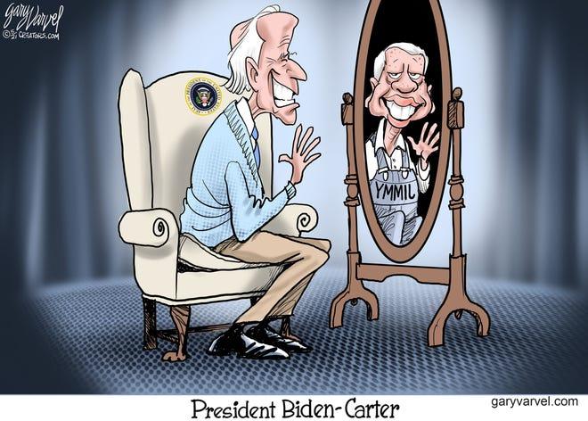 Today's editorial cartoon (May 24, 2021)