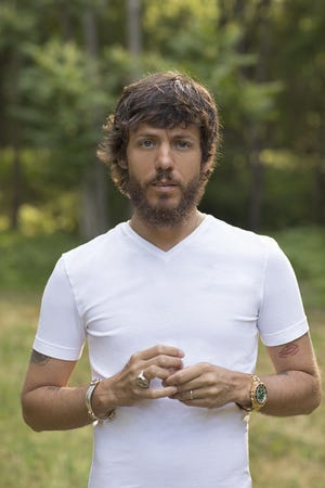 Country singer Chris Janson will perform at the 2021 Monroe County Fair.