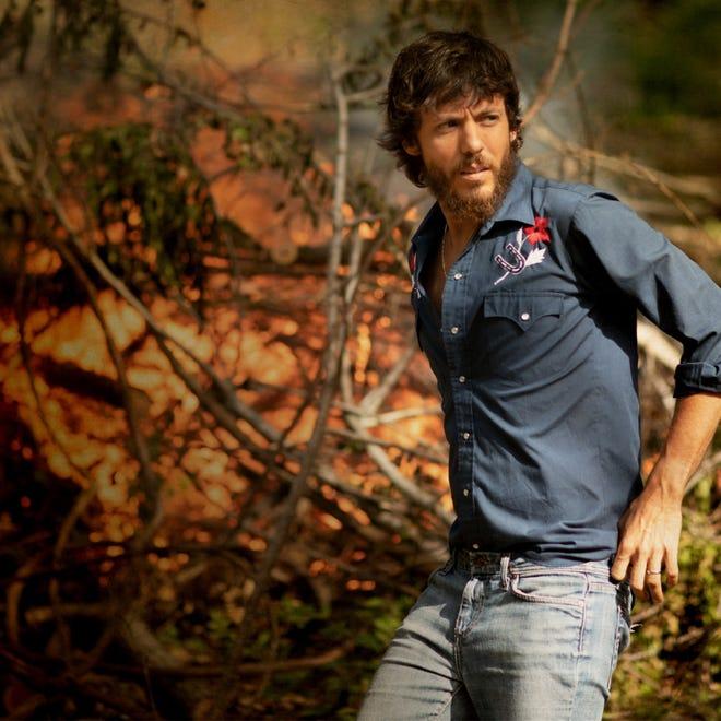 Chris Janson, country singer