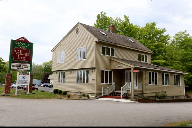 Developers are seeking to renovate the Wren's Nest Village Inn on Route 1 in Portsmouth, as well as add two apartment buildings.