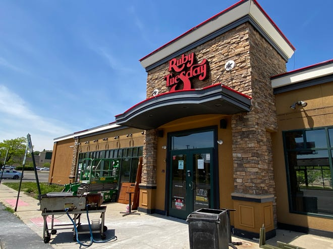McAlister's Deli plans to open a restaurant at the former Ruby Tuesday's site at 5449 Dressler Road NW in the Belden Village Mall area. Ruby Tuesday's closed earlier this year.
