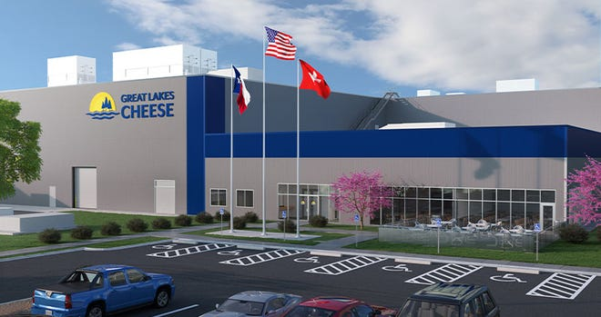 Great Lakes Cheese recently announced plans to expand its packaging operations and build a new, state-of-the-art facility in Abilene. The plant expansion will include an additional 286,500 square feet of packaging and warehouse space.