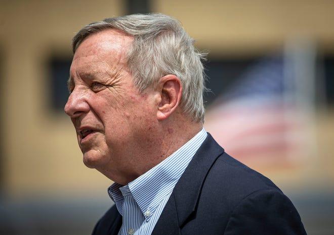U.S. Senator Dick Durbin, D-Springfield