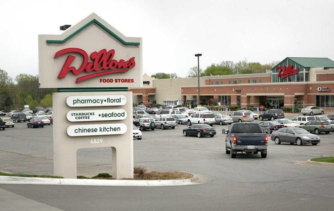 Kansans who get vaccinated at select Dillons stores will be eligible for up to $100 in prepaid gift cards, the grocery chain and Gov. Laura Kelly's office announced Tuesday.
