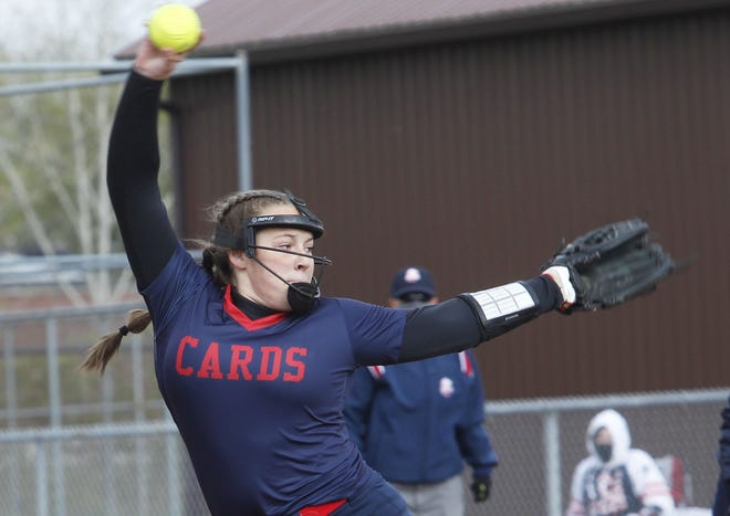 Sophomore Faith Yoho excelled for Thomas this spring, batting .444 with four homers and 19 RBI. In the circle, she was 9-7 with a 2.93 ERA and 100 strikeouts in 121 2/3 innings.
