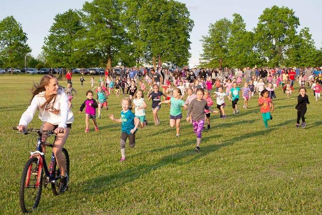 The Neenah Summer Fun Runs will be held June 6 and 20 and  July 11 and 25 at Memorial Park.
