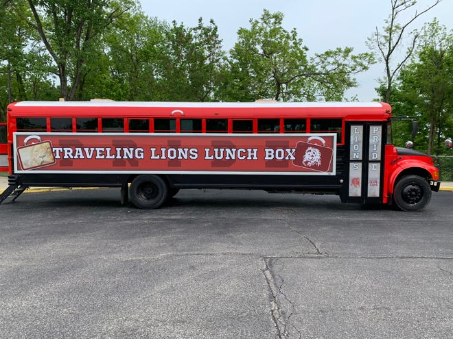 New Richmond Exempted Village School District's new traveling lunch bus will help feed students in Clermont County this summer.