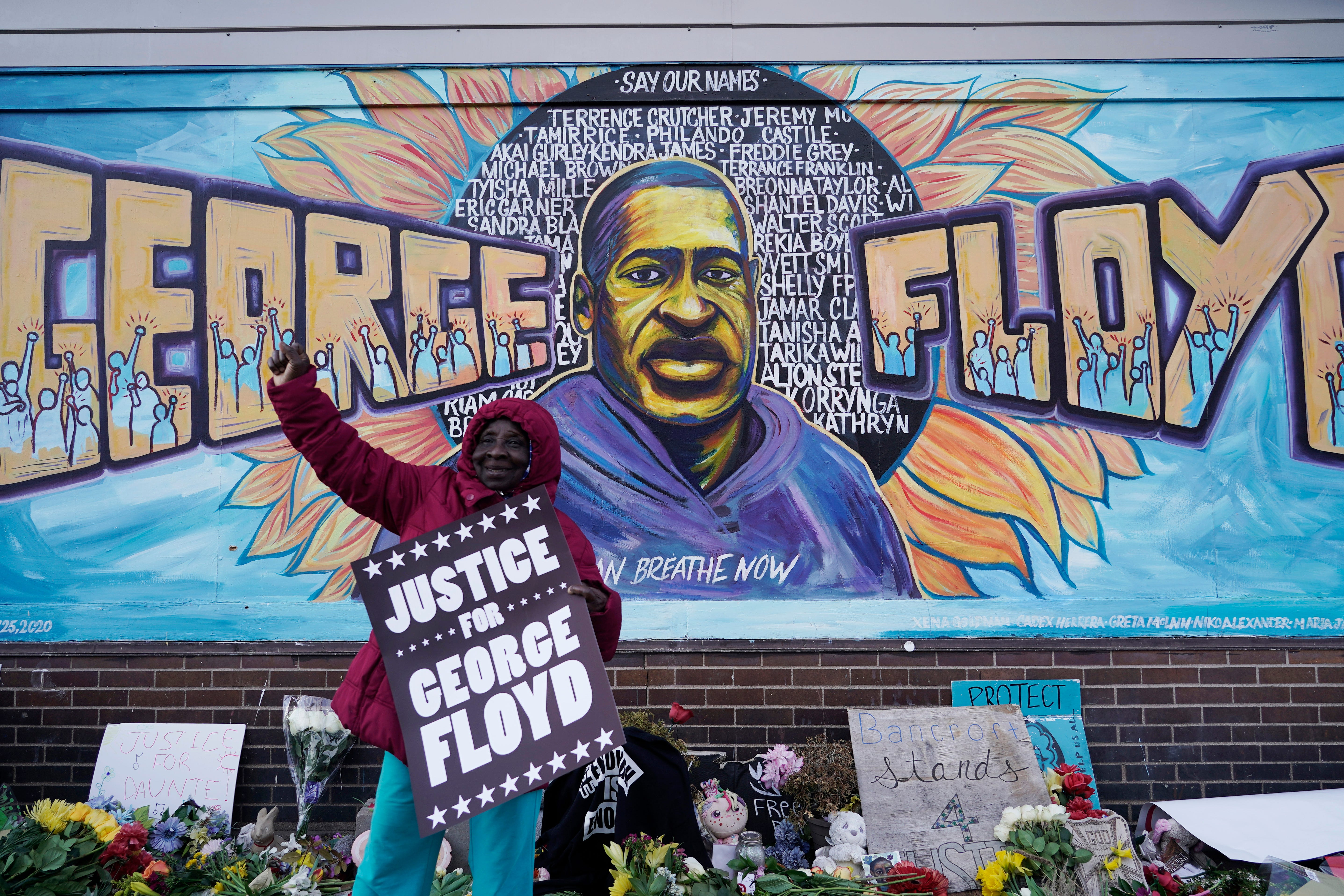 Poll: Police violence remains high concern in US 2