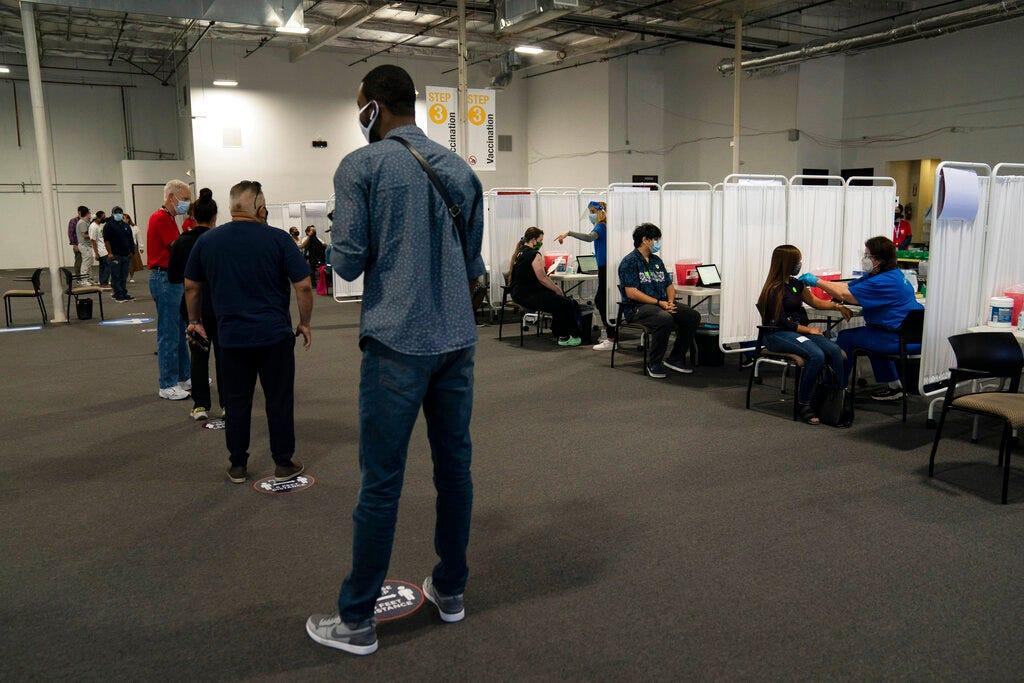 California to drop social distancing requirements in June 2