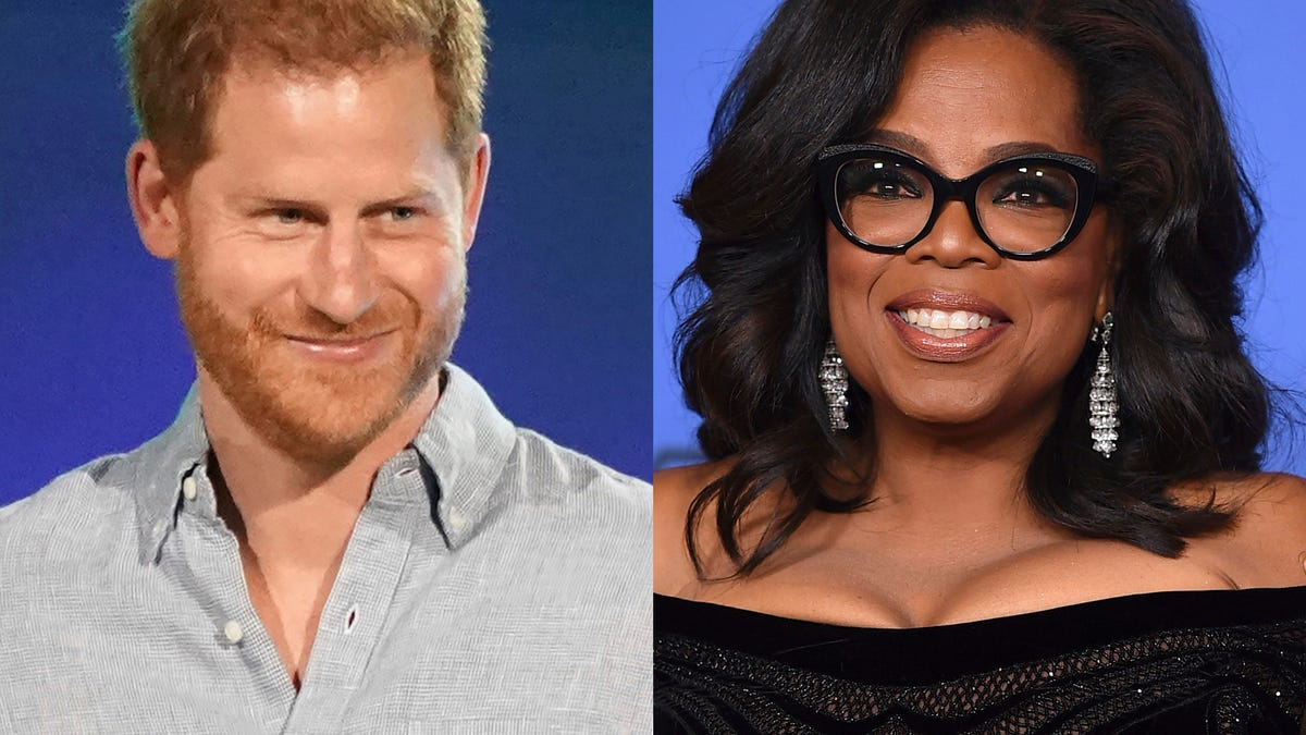 'I was afraid': Prince Harry, Oprah discuss mental health 2