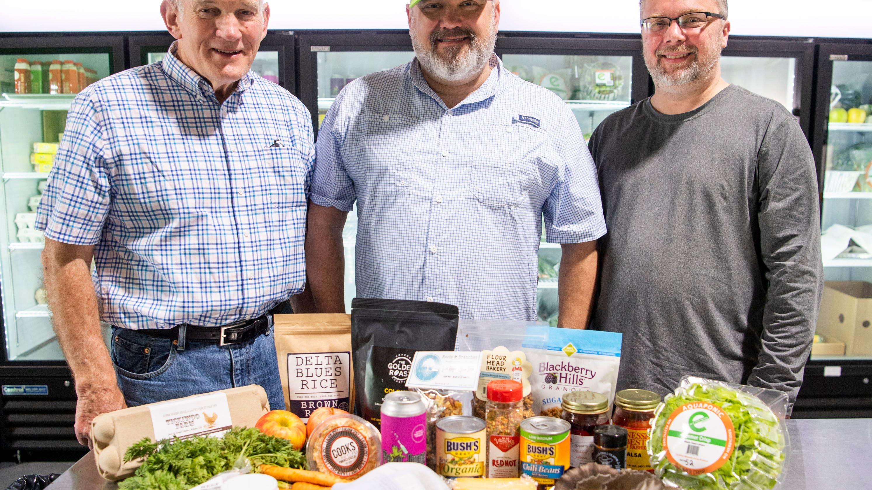 Knoxville startup connects farmers with local consumers