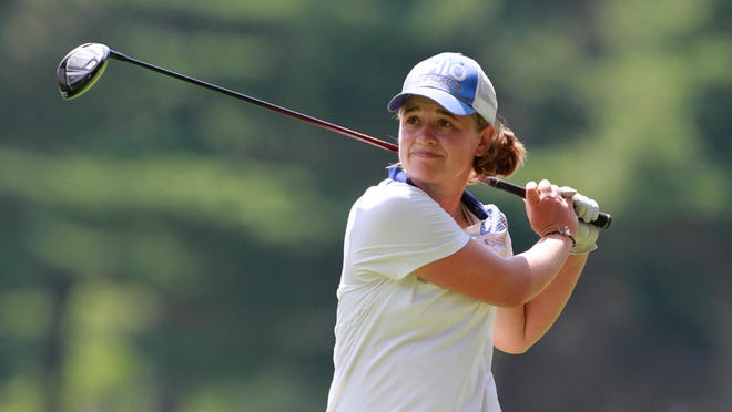 Former Lancaster standout golfer Allie White qualified for the Women's U.S. Open golf tournament to be held in June at the Lake Course at the Olympic Club in San Francisco.