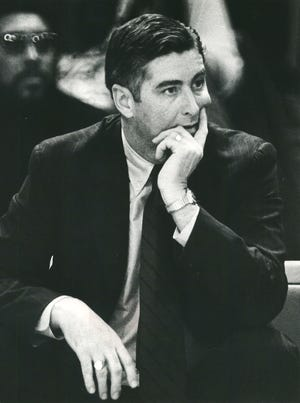 John Powless compiled  a record of  88-108 at Wisconsin from 1968-76.