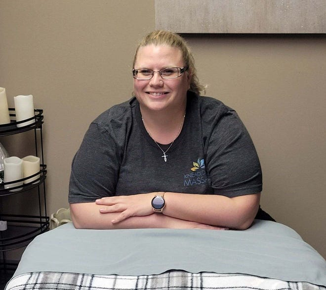 Sandy Reichard, owner of Kneaded Time Massage in Sussex, has opened a second location in downtown Menomonee Falls. Her first location is in Sussex.