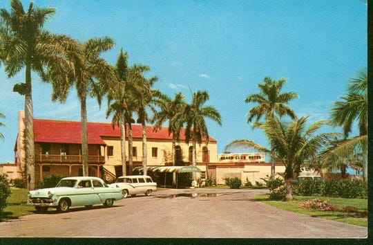 The original Naples Beach Hotel. The current Naples Beach Hotel & Golf Club is closing after 75 years on Sunday, May 23, 2021, after being sold to The Athens Group, which is redeveloping the property.