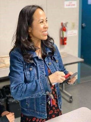 Nichi Avina of Cielo Vista Charter School in the Palm Springs Unified School District has been named one of four Teachers of the Year for Riverside County.