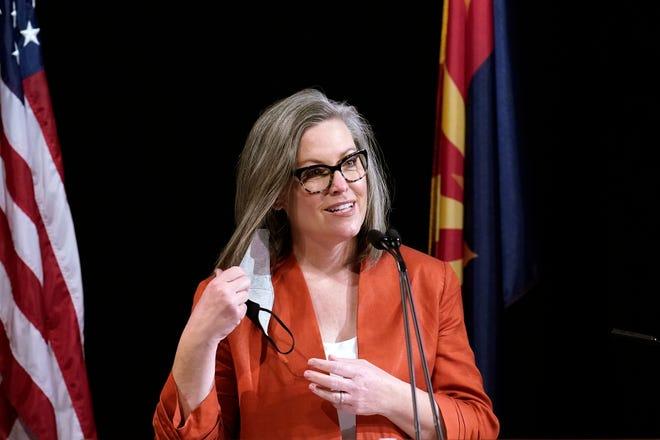 Arizona Secretary of State Katie Hobbs