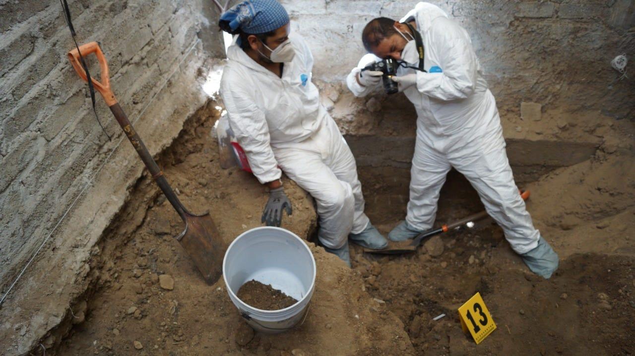 Buscan más víctimas del asesino serial de Atizapán