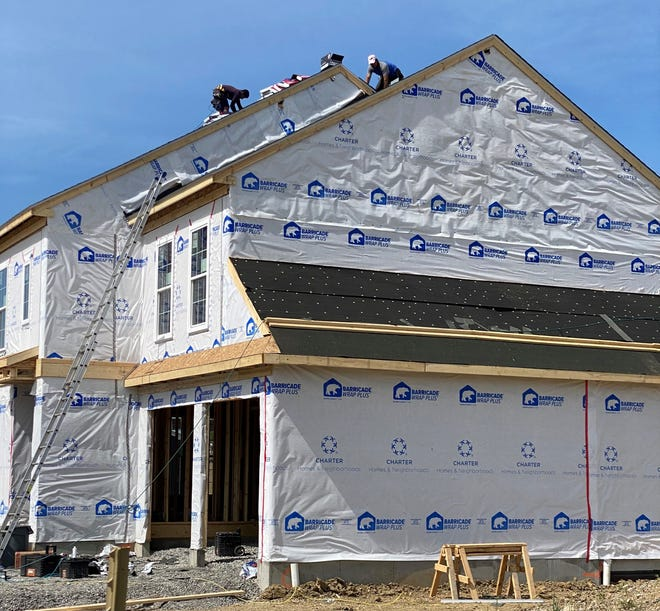 The building boom is good and challenging news for home builders. There's a high demand for new homes, but the construction shortages - in far more than lumber - are costing more money and time than expected.