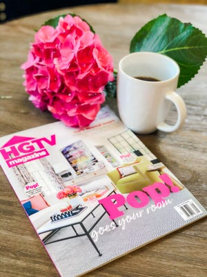 HGTV Magazine's May 2021 edition showcases homes from the Provenance neighborhood in Shreveport.