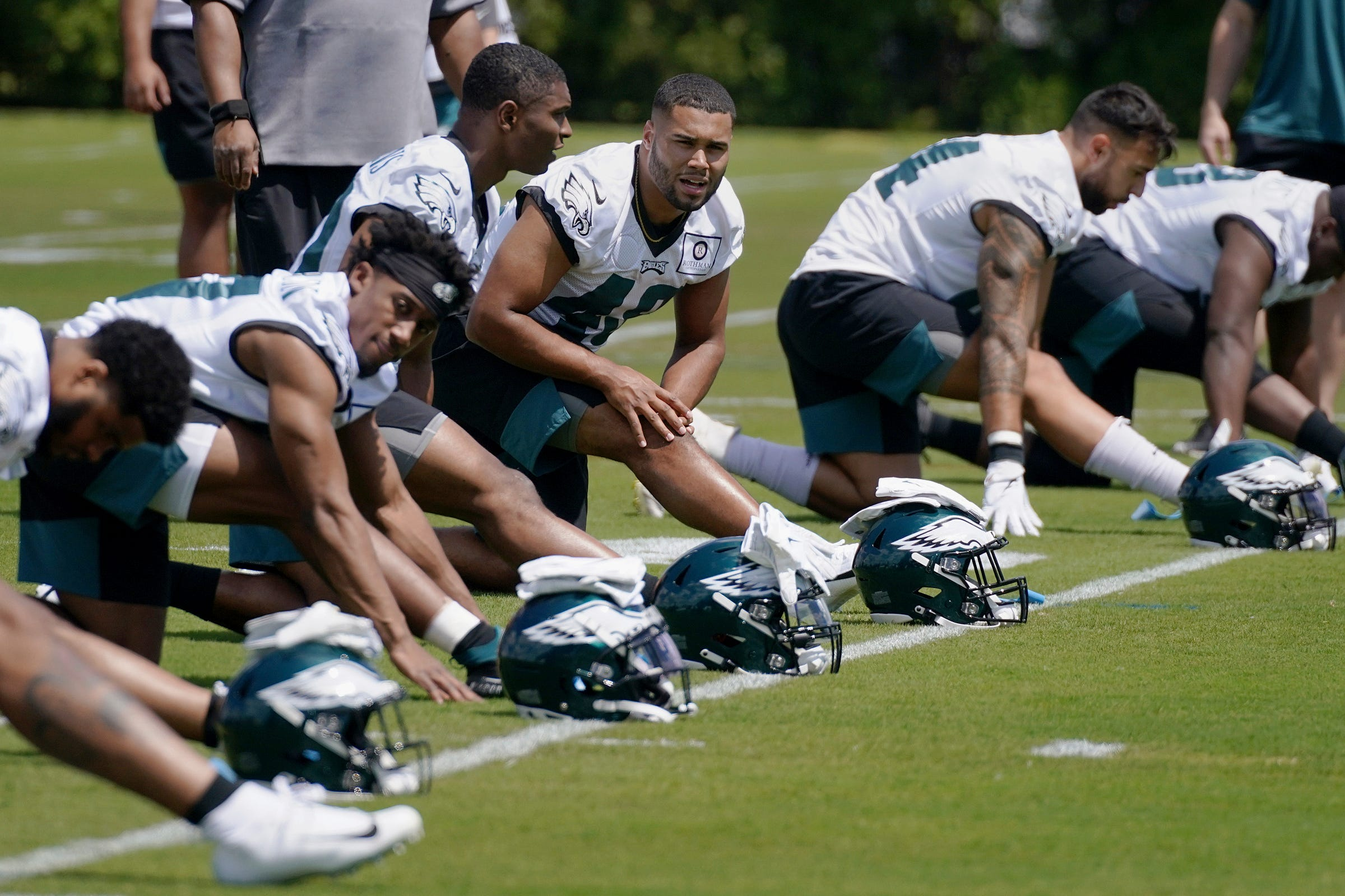 Playoffs for the Eagles? 4 early reasons why that's not so far-fetched