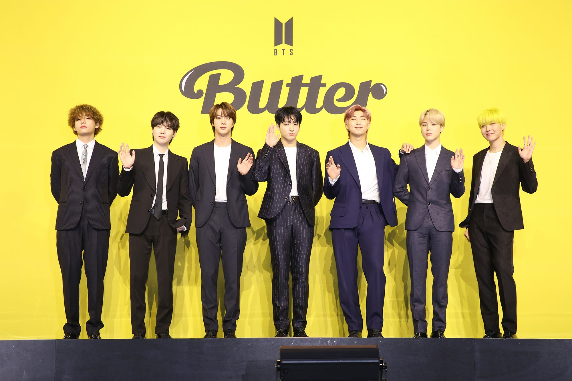 BTS talk 'Butter,' K pop group's second English language single