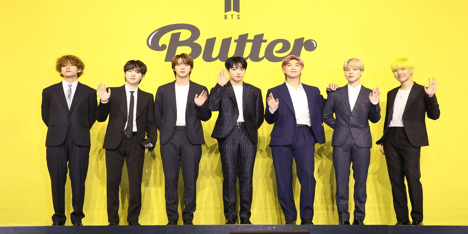 BTS 'Butter' tops Billboard, breaks a bunch of world records again