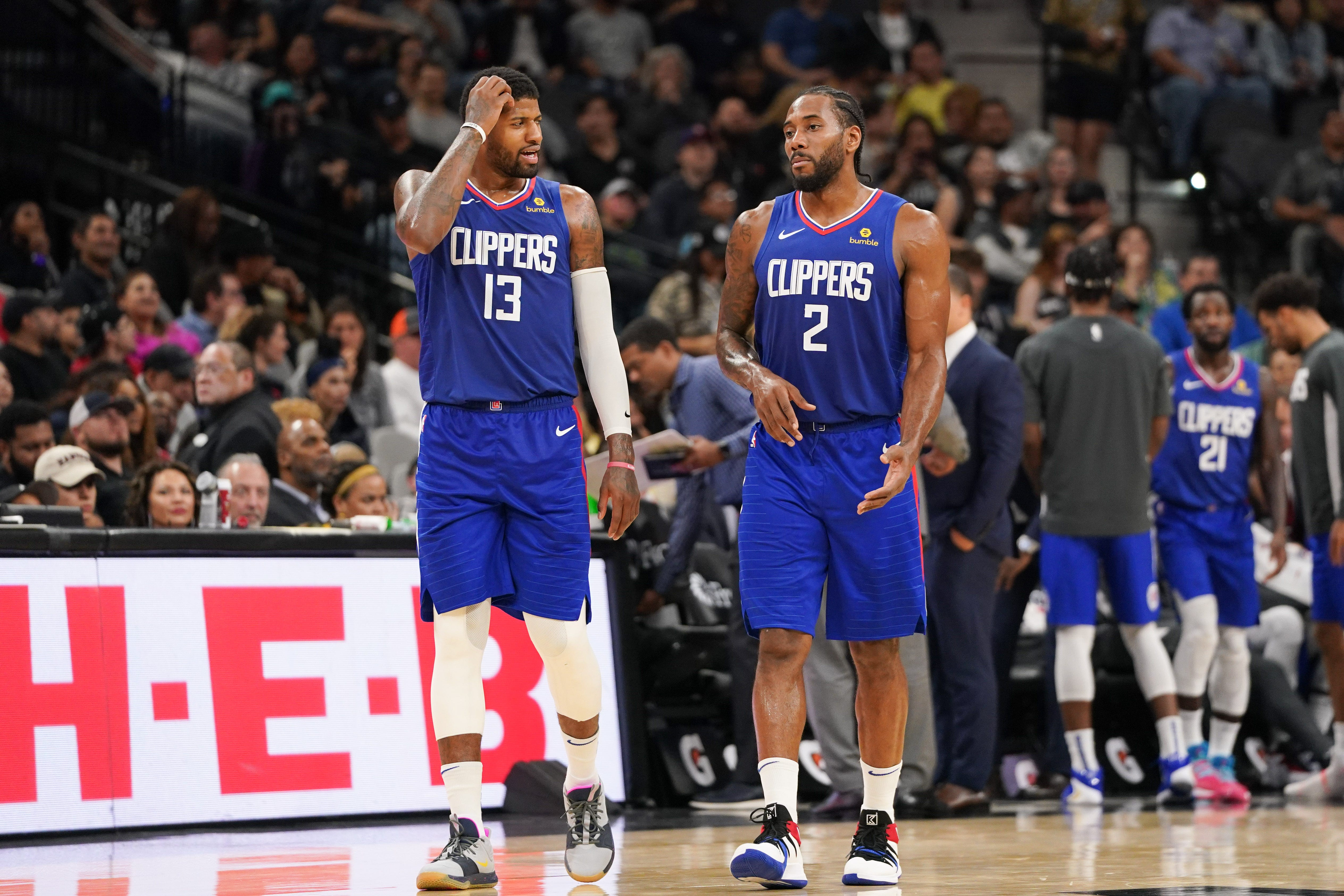 Opinion: Will Kawhi Leonard & Paul George deliver the Clippers an NBA championship?