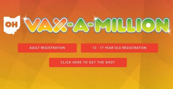 The Ohio Lottery Commission announced the third round of Vax-a-Million winners on Wednesday night.