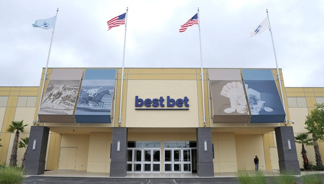 Bestbet businesses at Monument Road in Jacksonville, shown here, and in Orange Park would be able to add sports betting to their lines of gambling as a result of gaming compact approved by the state Legislature with the Seminole Tribe.