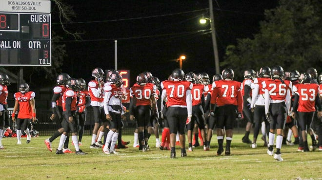 Donaldsonville is looking to improve on a 5-3 campaign last season that saw them reach the second round of the playoffs.