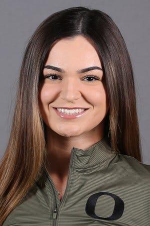 Briana Chacon (University of Oregon photo)
