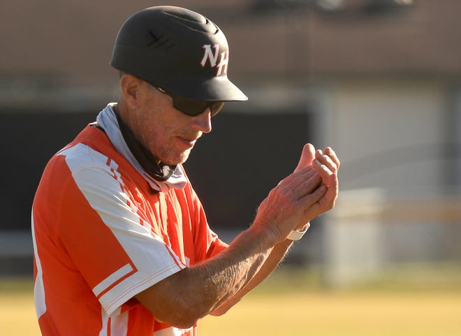 New Hanover baseball coach Richard Foy announced his retirement after 13 seasons with the Wildcats.