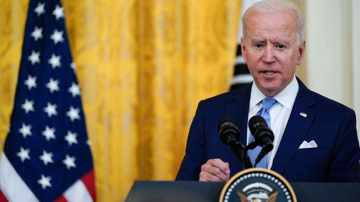 Biden won't allow Justice Dept. to seize reporters' records 3